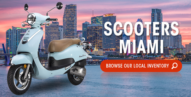 Scooters Miami